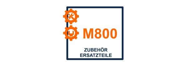 M800 Ersatzteile
