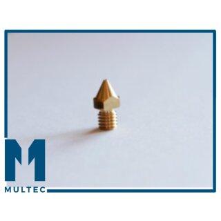 MULTEC© Schnellwechsel-Düse 0,35mm für Move und Pro für 3mm Filament