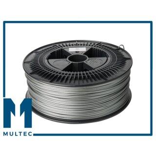 MULTEC© PLA Filament | Ø 2,85 | 3000 g | silber/grau