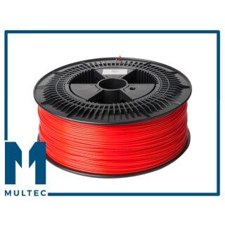 MULTEC© PLA Filament | Ø 2,85 | 3000 g | signalrot
