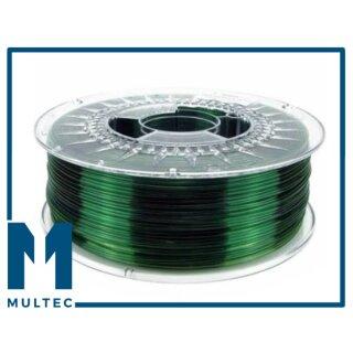 MULTEC© PETG Filament  | Ø 2,85 mm | 1000g | grün transparent