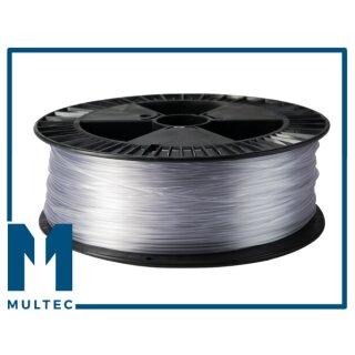 MULTEC© PLA Filament   Ø 2,85   3000 g   transparent