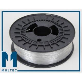 MULTEC® PETG Filament  | Ø 2,85 mm | 3000g | glasklar