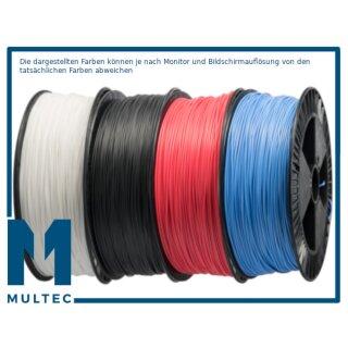 MULTEC©  PLA-HT Filament | hochtemperaturbeständig | Ø 2,85 | 1000 g | schwarz