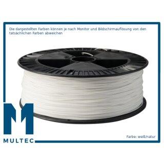 MULTEC©  PLA-HT Filament   hochtemperaturbeständig   Ø 2,85   1000 g   weiss/natur