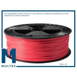 MULTEC©  PLA-HT Filament | hochtemperaturbeständig | Ø 1,75 | 1000 g | rot