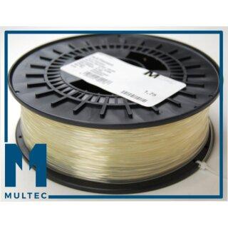 MULTEC© PLA Filament | Ø 1,75 | 750g | natur/transparent