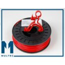 MULTEC© PLA Filament | Ø 2,85 | 750g | rot