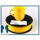 MULTEC© PLA Filament | Ø 2,85 | 750g | gelb