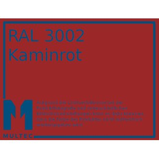 PLA Soft 120 Filament   Ø 2,85 mm   1000g   Mischung 100/20   kaminrot