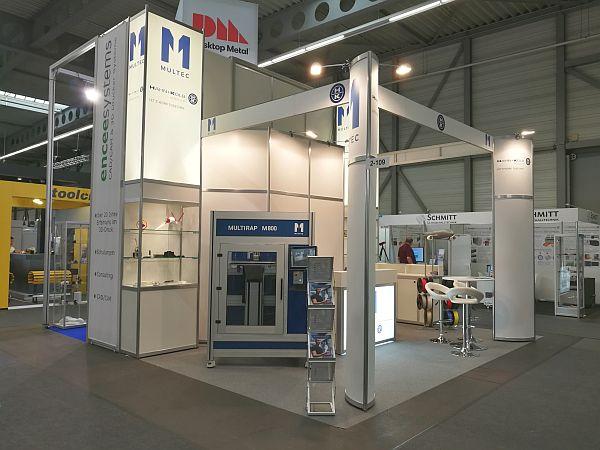 Besuchen Sie uns in Erfurt auf der Rapidtech