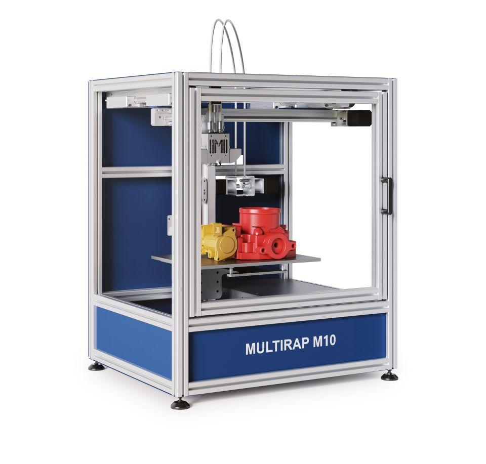 Multirap M10 Einsteigermodell mit patentierter Move Mehrfachdruck-Technologie